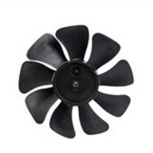 """Square D 4350005941 Transformer, Dry Type, Replacement Part, 8"""" Plastic Fan Blade"""