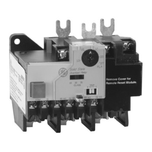 GE CR324CXHS Overload Relay, Solid State, 13-27A, Size 00 - 1, Replacement