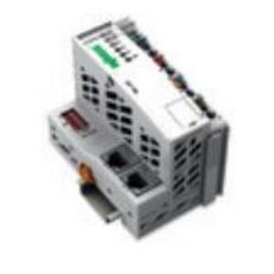 Wago 07500881 Fieldbus Controller, PLC-ETHERNET, Programmable, Multitasking