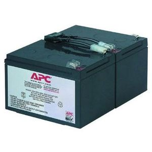 American Power Conversion RBC6 Uninterruptible Power Supply, Replacement Battery Cartridge, #6