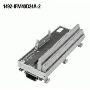 Allen-Bradley 1492-IFM40D24A-2 Interface Module, Digital, 40 Point, 24V AC/DC, LED Indicators