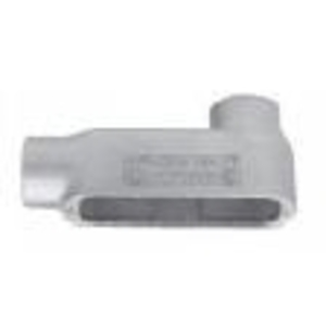 "Appleton LB-200-D Conduit Body, Type LB, 2"", Die Cast Aluminum"