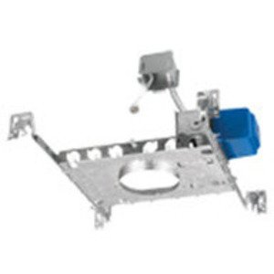 Lightolier 302MREX Non-IC Housing, Frame-In Kit, 3-3/4""