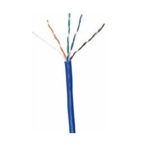 Commodity Cables 5ECMR244BO Cat 5E, 24/4, CMR, 350MHz, Blue, 1000' Box