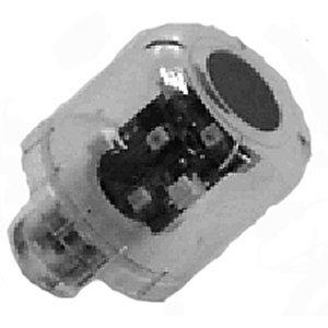 Allen-Bradley 855E-LL24R LED Lamp for Series 855E & 855T Stack Lights, 24V AC/DC, Red