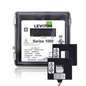 Leviton 1O240-2W Outdoor Kit with 2 Split Core CTs