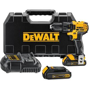 DEWALT DCD780C2 20V Max Cordless Drill/Driver