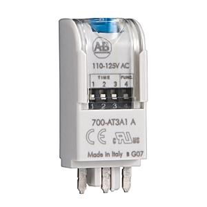 Allen-Bradley 700-AT3A1 TIMER MOD, 120V AC