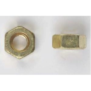Bizline 832HNB 8/32 BRASS HEX NUT