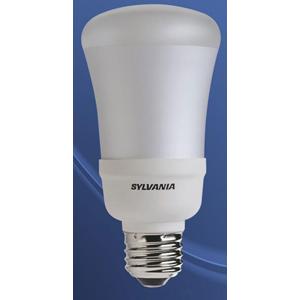 SYLVANIA CF14EL/R20/827 Compact Fluorescent Lamp, R20, 14W, 2700K