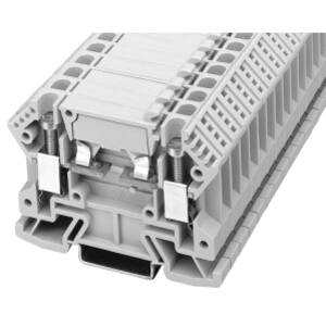 Allen-Bradley 1492-WKD6 Terminal Block, Knife Style Disconnect, Isolating, 30A, 600V AC/DC