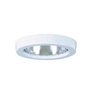 "Lithonia Lighting 3H2OR6 Wet Location Trim, 4"", White"