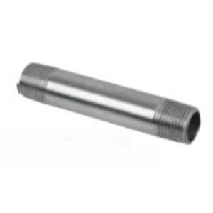 "Calbrite S40720CN00 Stainless Steel Rigid Nipples,3/4""x2"""