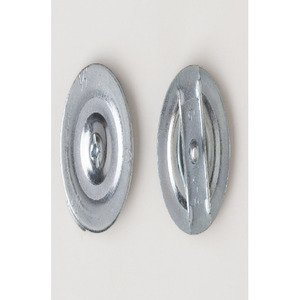 "Bizline R3PKOS50 Three-Piece Knockout Seal, 1/2"", Steel"