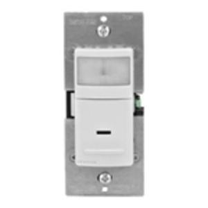 Leviton IPS15-1LZ Occupancy Sensor, Wall Box, White
