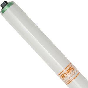 Shat-R-Shield 84563 Fluorescent Lamp, Shatterproof, 110W, T12, 4100K