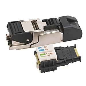 Allen-Bradley 1585J-M8CC-H Connector, Insulation Displacement, RJ45, 600V