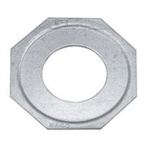"""Hubbell-Raco 1379 Reducing Washer, 2"""" x 1-1/2"""", Steel"""
