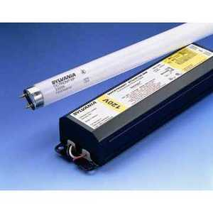 "SYLVANIA FO17/841/ECO Fluorescent Lamp, Ecologic, T8, 24"", 17W, 4100K"