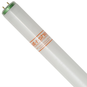 "Shat-R-Shield 30083 Fluorescent Lamp, Coated, T12, 48"", 40W, 4100K"