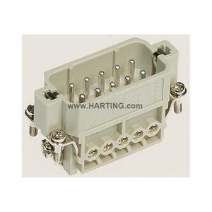 Harting 09200102612 HAN A 10 POS. M