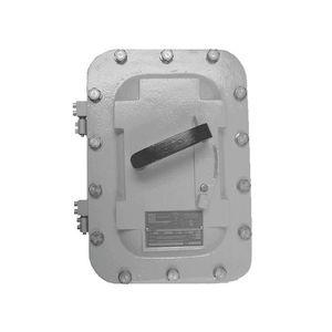 Appleton AEBB13660S Circuit Breaker & Enclosure, Explosionproof, 3 Pole, 600V, Aluminum