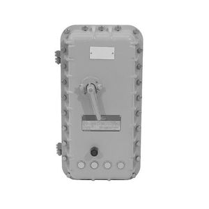 Appleton AE4BB6S1SQ200 Bolted Motor Starter/Contactor, Explosionproof, Dust-Ignitionproof
