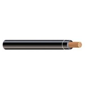 Multiple XHHW1000STRBLK1000RL 1000 XHHW Stranded Copper, Black, 1000'