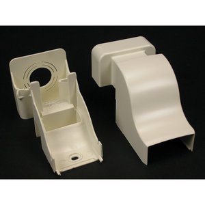 Wiremold PN10F86FW NM DROP CEILING CONNECTOR PN10 FW