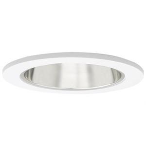 """Elite Lighting B402CL-CH 4"""" Reflector Trim, Chrome Reflector/Chrome Trim"""