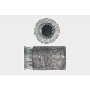 Bizline R14LA Lead Machine Screw Anchor, 1/4-20