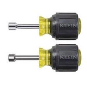 Klein 610 2-Piece Stubby Nut Driver Set
