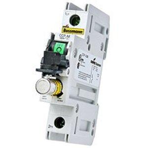 Eaton/Bussmann Series CCP-1-30CC Compact Circuit Protector, 1-Pole, 30 Amp, 600V, for Class CC Fuse