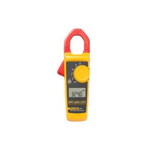 Fluke FLUKE-324 True RMS Clamp Meter, 324 Series, 600V AC/DC
