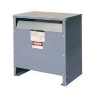 Square D 34T145HDIT Transformer, Drive Isolation, 34KVA, 460 Delta - 460Y/265, Class B