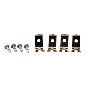 Juno Lighting G94 Remodel Clips, For use with Remodel Housings Only.