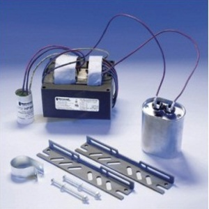 Universal Lighting Technologies M175ML5AC3M500K Magnetic Core & Coil Ballast, Metal Halide, 175W, 120-277/480V