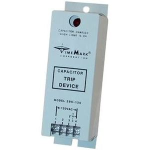 Time Mark 295-120 Capacitor, Trip Device, 120VAC Input, 170VDC Output