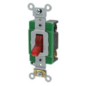 Leviton 3032-PLR Sw Lighted Toggle