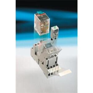 ABB Entrelec 1SVR405651R1100 Cr-m2ls Logic Socket For Dpdt