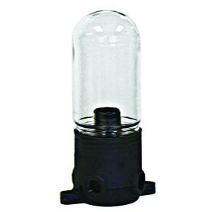 McGill 601 Utility Lgt W/glass Globe