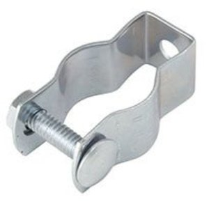 "Hubbell-Raco 2054 Conduit Hanger with Bolt, Diameter: 1"", Steel"