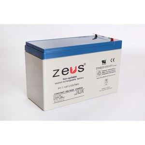 Zeus Battery PC7-12 12V 7AH SLA