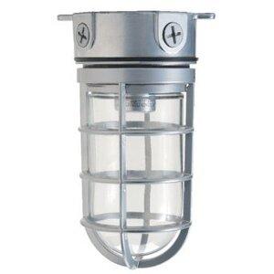 Hubbell Lighting Vbgg 150 Watt Box Pendant Wet Location Light