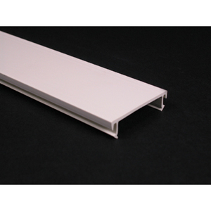Wiremold 40N2C08V Non-Metallic Full Width Cover, 8'