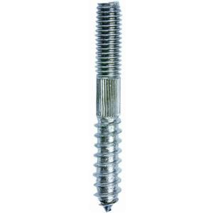 "Multiple HB38 Hanger Bolt, 3/8""x3"", Heavy Duty Steel, Box Quantity: 100"