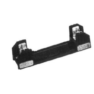 Eaton/Bussmann Series R60030-1CR  Fuseblock, Class R, 1P, 1/10-30A, 600VAC, Box Lug Terminal w/Clip