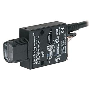 Allen-Bradley 42KL-E1QZB-G3 Sensor, Photoelectric, Transmitted Beam, Light Source, MiniSight
