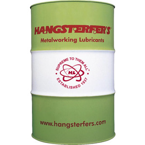 Hangsterfer's Laboratories J-1D Metalforming Compound, Clear, 55 Gallon Drum