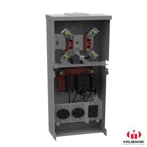 Milbank U5100-XL-75 Milb U5100-xl-75 125a Met Po 1450/t